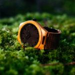 Unisex Wood Watch